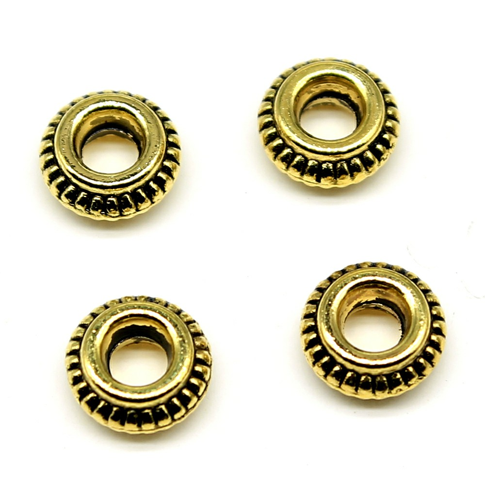 2PCs 7.5x7mm Stainless Steel Silver Strong Magnetic Clasps Jewellery Findings