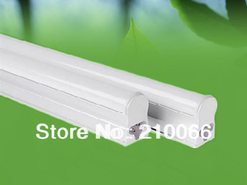 25pcs/lot  Freeshipping 7W T5 LED tube  SMD3014 600mm led bulbs tubes led light bulb smd led tube light  lamp white