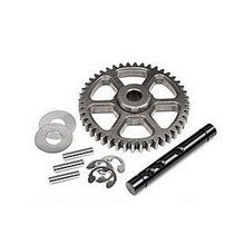 RC Car HPI 100905 Savage Flux 44t Upgraded Central Differential Gear 4.6 5.9 Electric Gear Driven(China)