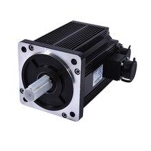 130ST-M10010 трехфазный Серводвигатель 220 V 1000 W 4.5A 1000 RPM AASD серии серводвигатель переменного тока