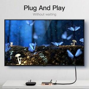 Image 3 - Commutateur de répartiteur HDMI Vention 5 entrées 1 sortie commutateur HDMI 5X1 3X1 pour XBOX 360 PS4/3 Smart Android HDTV 4K 5 ports adaptateur HDMI