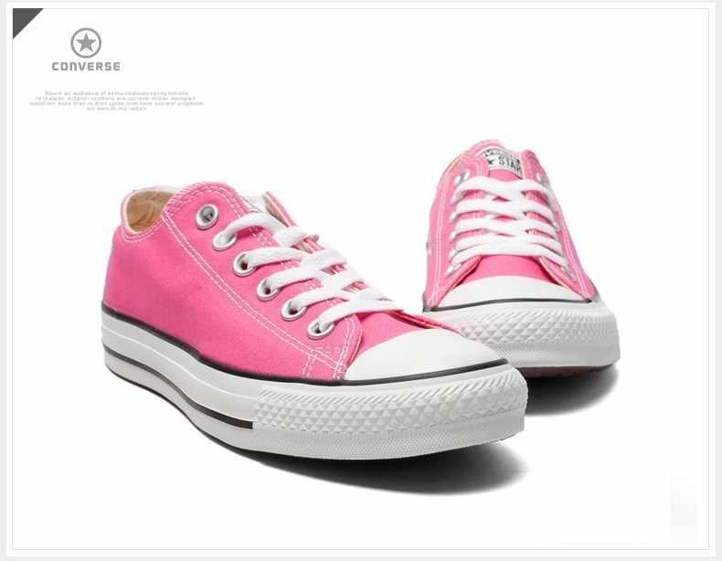 zapatillas converse rosas hombre