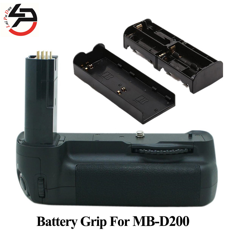 MB-D200 Battery Grip Battery Photography For Nikon D200 MB D200 MBD200 EN-EL3E SLR Digital Camera david d busch nikon® d40 d40x digital field guide