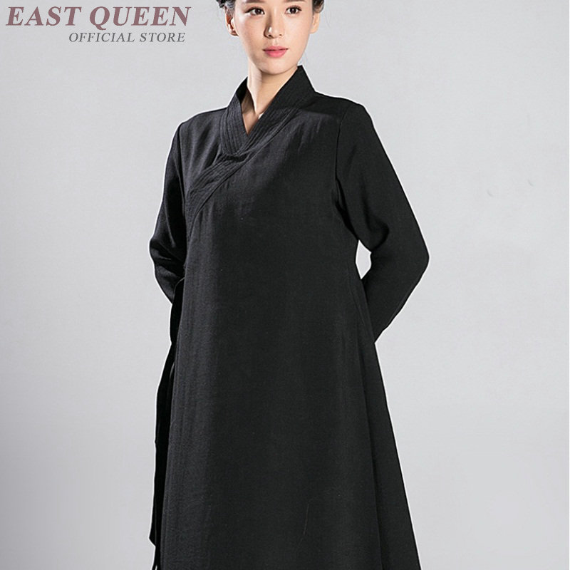 Oriental robe tai chi kleidung frauen lange tai chi uniform wushu kleidung FF699-in Nachthemd & Bademantel aus Neuheiten und Spezialanwendung bei AliExpress - 11.11_Doppel-11Tag der Singles 1