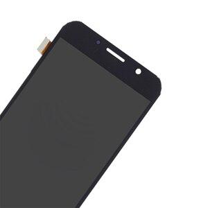 Image 3 - AMOLED Für Samsung Galaxy A7 2017 A720 A720F SM A720F LCD Display Touchscreen digitizer Montage Für Galaxy A7 2017 Telefon teile