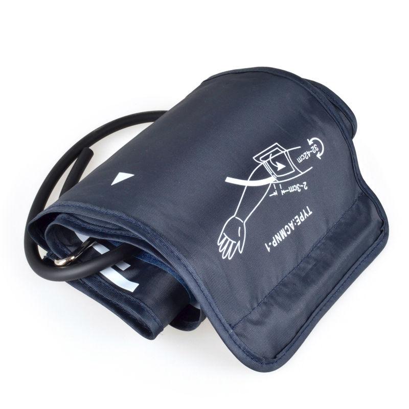 Extra Large Arm Digital Blood Pressure Monitor Cuff Single tube Tonometer Cuff For Sphygmomanometer