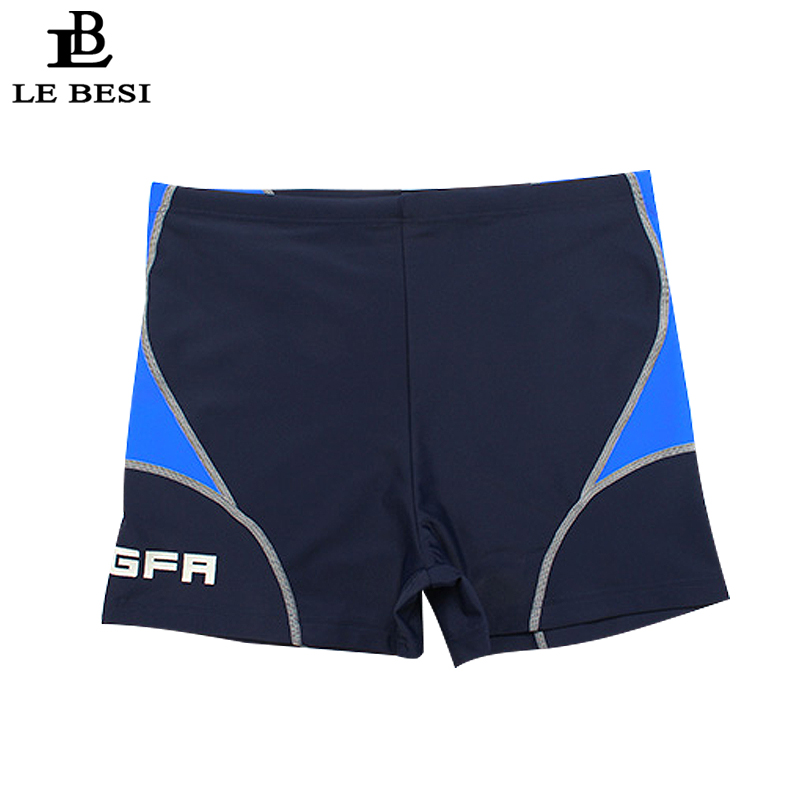 9d2b27a992 2017 LEBESI Professional Swimwear Men Swimming Trunks Swim Pants Male Quick  Dry Board Shorts Boxer Swimsuits L 3XL Men's Briefs-in Body Suits from  Sports ...