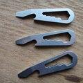 Новый EDC Открытый карманный многофункциональный инструмент из титанового сплава  оригинальный креативный гаечный ключ  зонтик  веревка  ак...