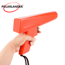 Polarlander Профессиональный стробоскоп зажигания Индуктивный светильник синхронизации автомобиля диагностический инструмент автомобильный детектор цепи