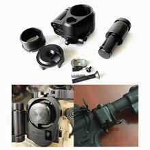 ملحقات الصيد FIRECLUB التكتيكية AR للطي الأسهم محول ل M16/M4 سلسلة GBB(AEG) ل Airsoft