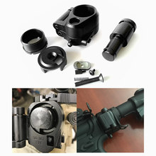 Fireclub Jacht Accessoires Tactische Ar Folding Stock Adapter Voor M16/M4 Series Gbb (Aeg) Voor Airsoft(China)