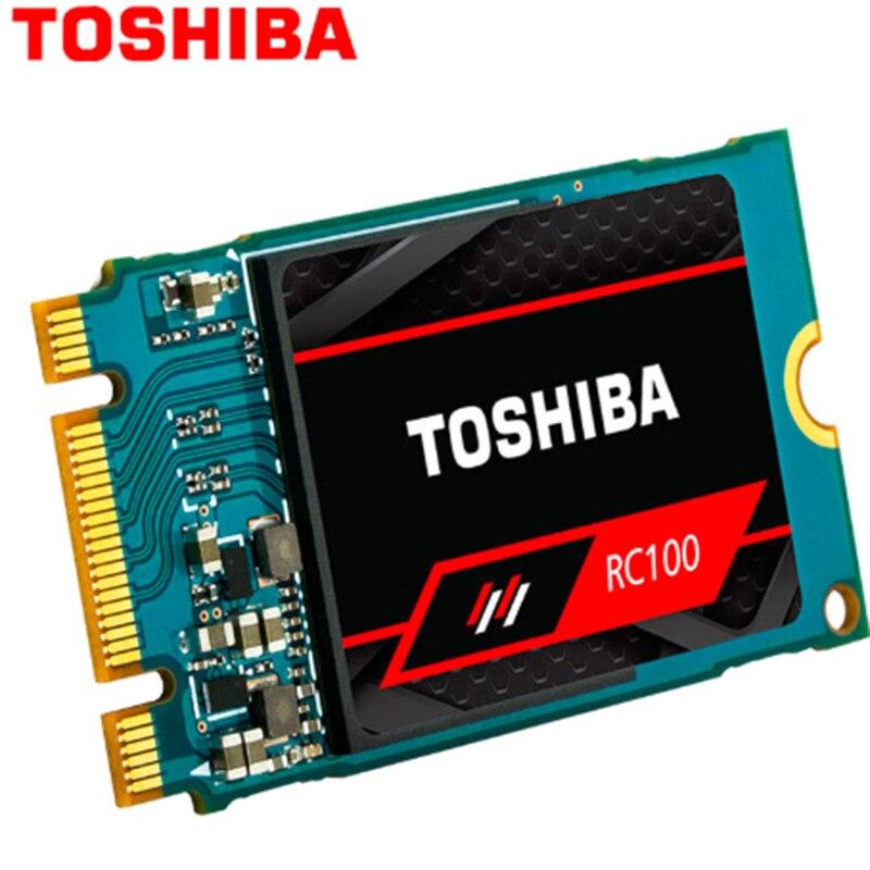 Toshiba M.2 2242 NVMe 240 GB PCIe disque dur interne à semi-conducteurs 3.0*2 SSD 1600 mo/s pour ordinateur portable bureau livraison gratuite