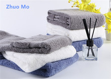 140g Soft Cotton Face Towel For Adults High Quality Thick Bathroom Super Absorbent 34x78cm Towels