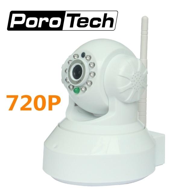 N310PWA 720 P Sans Fil vitesse dôme caméra infrarouge de Vision Nocturne  Wifi Caméra IP pan
