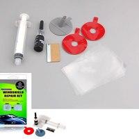 12pcs Set Car Auto Windscreen Windshield Glass Repair Tool DIY Window Polishing Kit For Chip Crack