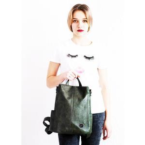Image 3 - POMELOS ظهره الإناث المرأة بولي PU حقيبة ظهر من الجلد مكافحة سرقة عالية الجودة سوفتباك الحضرية موضة حقيبة ظهر للفتيات النساء