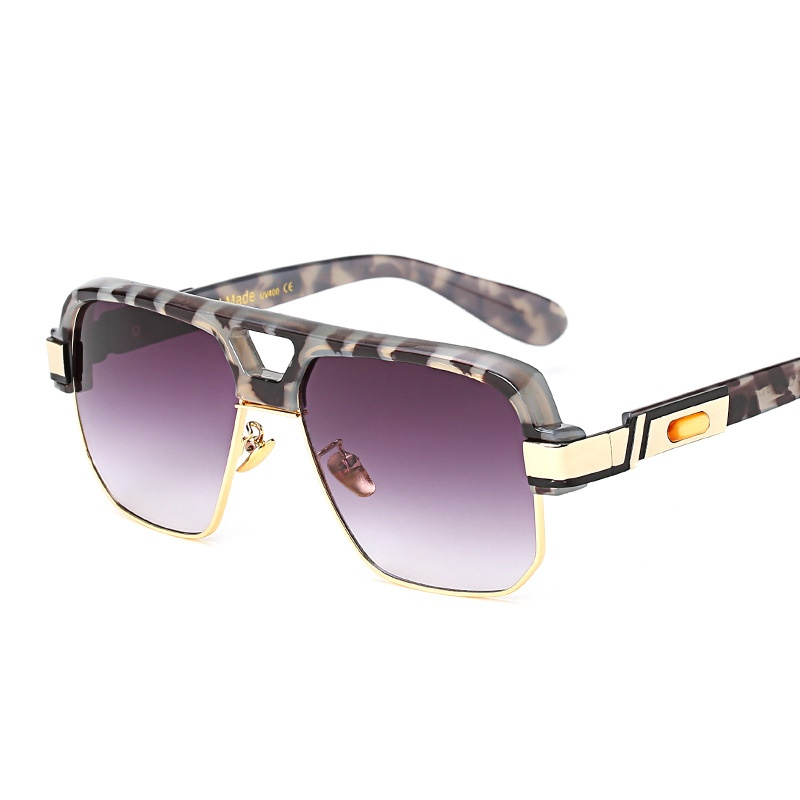 SOLO TU μόδας υπερμεγέθη γυαλιά ηλίου - Αξεσουάρ ένδυσης - Φωτογραφία 3