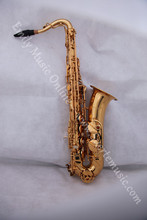 C Melody Saxophone Gold lacquer Finish With Case EMS Shipping time 8-13 days Woodwind musical instruments