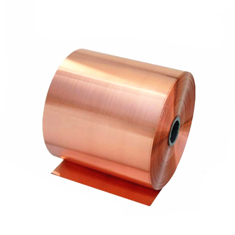 Copper Thin Foil Sheets 0 01mm In Washers From Home
