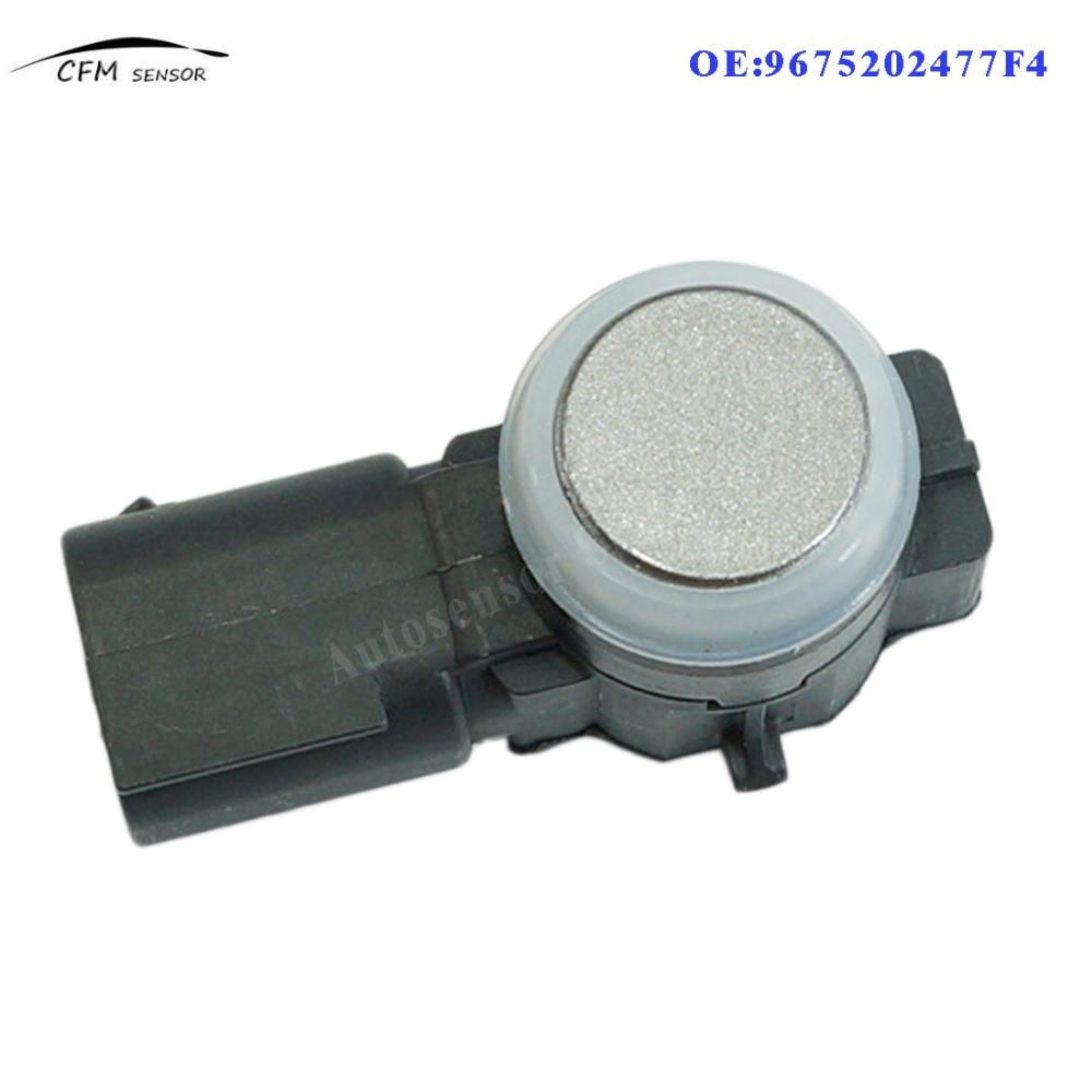 9675202477F4駐車センサーpdc用psaバンパーバックアップ支援0263023080 -
