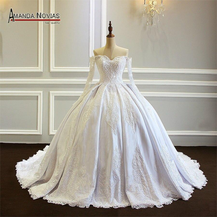 Amanda Novias Wedding Dresses