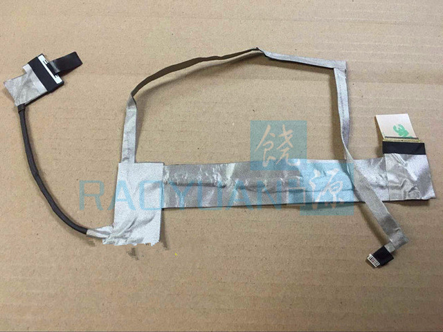 Genuine New For Dell Inspiron 15R N5010 M5010 Laptop LCD Cable 50.4HH01.001 04K7TX W/CAMERA