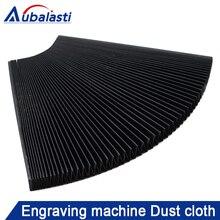 Aubalasti accessoires de routeur CNC pour Machine à graver, couverture de poussière pour Machine CNC de routeur