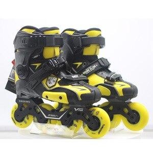 Image 1 - 100% Original 2019 SEBA IGOR2 MST JUNGES Rutsche Erwachsene Inline Skates Roller Skating Schuhe Flache Rahmen Slalom Schiebe FSK Patines