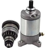 Starter Motor & Drive For Polaris Sportsman 335 400 450 500 ATV 19962012 3084981, 3090188, 3085521, 4011335