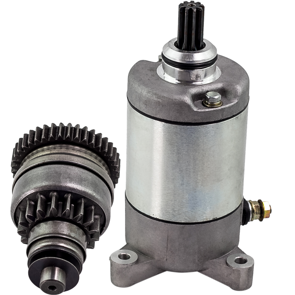 NEW Starter Motor & Drive For Polaris SPORTSMAN 335 400 450 500 ATV 1996-2012 3084981, 3090188, 3085521, 4011335 цена