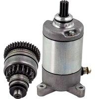 NEW Starter Motor & Drive For Polaris SPORTSMAN 335 400 450 500 ATV 1996 2012 3084981, 3090188, 3085521, 4011335