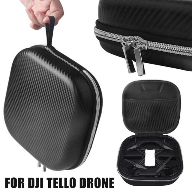 For DJI Tello Drone 1pc Portable Travel Carrying Bag Zipper Storage Case Box High Protective Waterproof