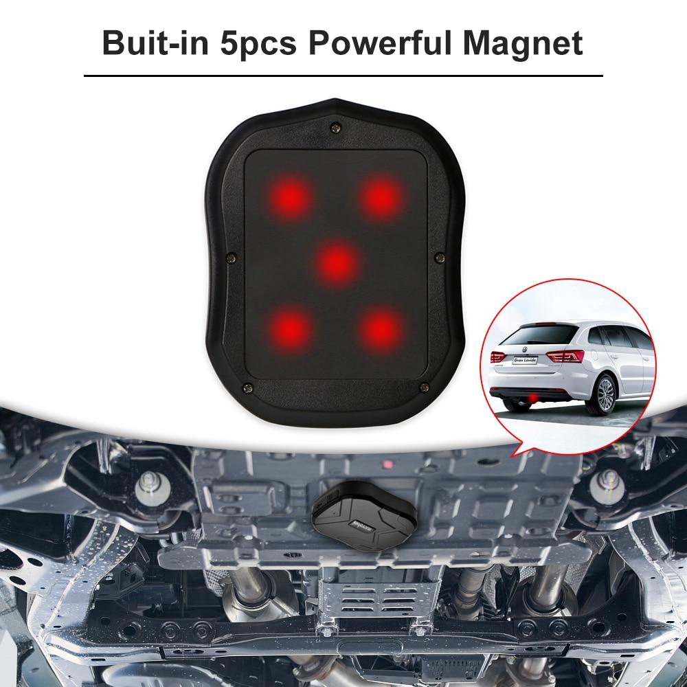 Image 3 - Car GPS Tracker Waterproof IP65 5000mAh Truck Car Locator TKSTAR TK905 90 Days Standby Powerful Magnet Lifetime Free APP Web-in GPS Trackers from Automobiles & Motorcycles