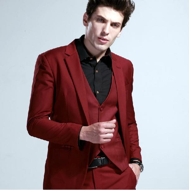 Compare Prices on Men Wine Red Dress Pants- Online Shopping/Buy