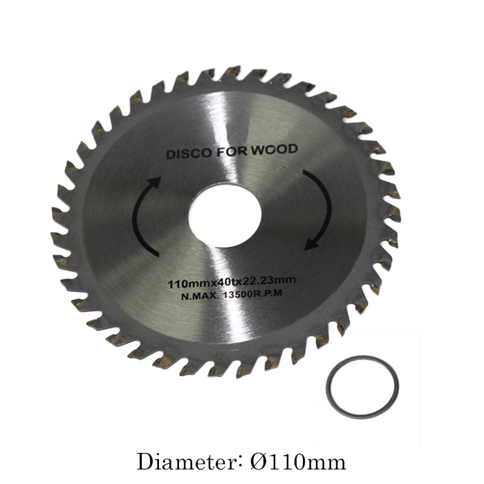 25.4mm reducing adapter ring for diamond and wood saw blades for circular saws 2