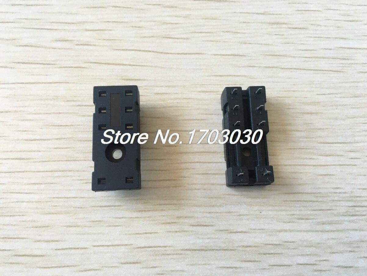 цена на 5 x PCB Plug-in Type G2R-2 8 Pin Relay Sockets Bases