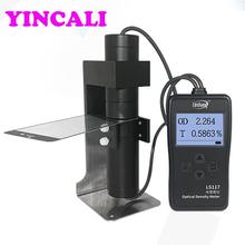 Ulepszona wersja miernik gęstości optycznej LS117 transmisji densytometr mierzy gęstość optyczną i przepuszczalność światła tanie tanio Elektryczne Stałe YINCALI 0 00 --- 6 00 OD 0 --- 100 0 0005 (0 --- 10 ) 0 005 (10 --- 100 ) + -0 02 (0 -2 00 OD) + -2 (2 00-6 00 OD)