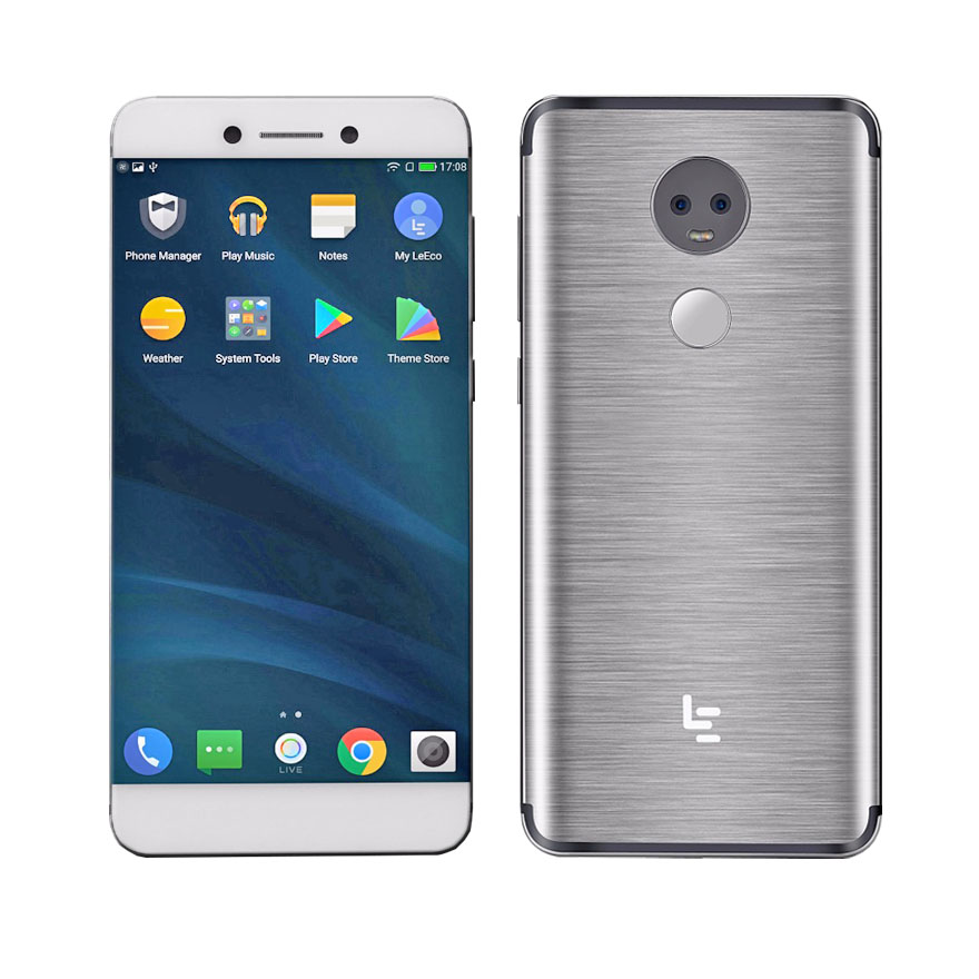 Original Letv LeEco X950 new arrival RAM 6G ROM 128G/256G FDD 4G Cell Phone 5.5 Inch Snapdragon 821 Dolby pk le max 2