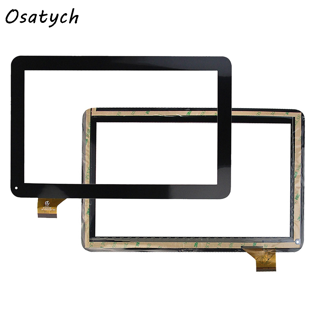 10.1 Inch Touch Screen HK10DR2438 HK10DR2438-V01 Sensor Replacement  Digitizer Glass Panel with Free Repair Tools high quality 9 inch black touch screen dh 0926a1 pg fpc080 v3 0 glass panel sensor replacement with repair tools