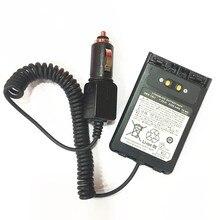 SRB 14LI車の充電器エリミネーター入力dc12v用八重洲vx 8r VX8DR VX8GR FT 1DR FT 2DR etcトランシーバー