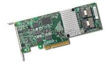 Новое LSI MegaRAID SAS 9261-8I RAID6 контроллер карты