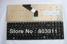 Free shipping Laptop keyboards for Acer Aspire  5830T keyboards 5755 5755G 5830 5830G 5830T 5830TG  RU BLAK PK130IN1B04 цена и фото