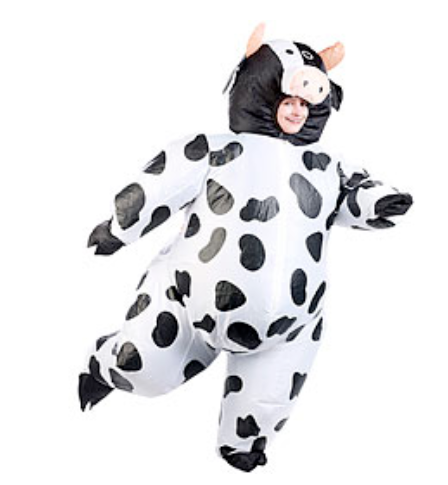 Online Buy Wholesale inflatable cow costumes from China