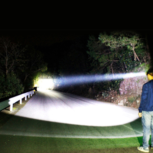 Image 5 - super bright headlamp 9 LED headlight CREE XML T6 usb rechargeable head lamp 18650 battery headtorch high power led head torch