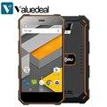 Оригинал Ному S10 MTK6737T Quad Core 2 ГБ RAM 16 ГБ ROM 5.0 дюймов Android 6.0 Водонепроницаемый Смартфон 1280*720 4 Г LTE Телефон