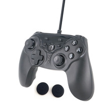Double Motor Vibration USB Wired Controller Gamepad For Nintendo Nintend Switch NS version 3 0 PC