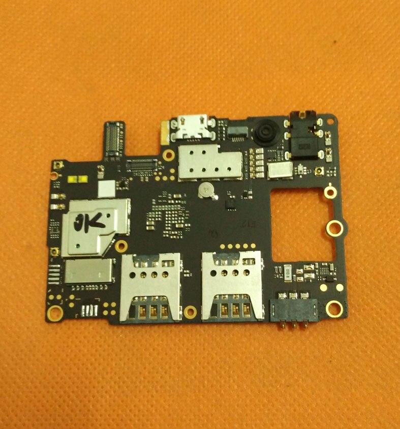 "Original mainboard 2G RAM+16G ROM Motherboard for Lenovo K3 Note K50-t5 MTK6752 Octa Core 4G FDD LTE 5.5"" FHD Free shipping"