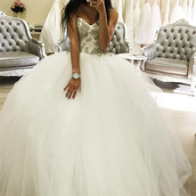 kejiadian Gorgeous Ball Gown Wedding Dress Bridal Gowns