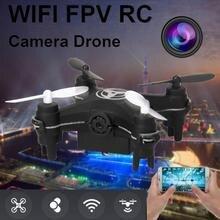 Мини 668-A5W Drone Quadcopter 6-осевой Гироскоп 2.4 ГГц Реального Времени FPV RC WI-FI Камера Потребительских Видеокамер