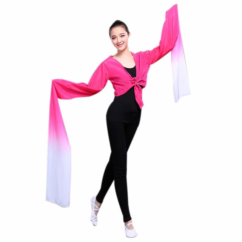 Tibetan Sleeve In Classical Peking Opera Adult Children Practice Classical Jinghong Dance Performance Costumes